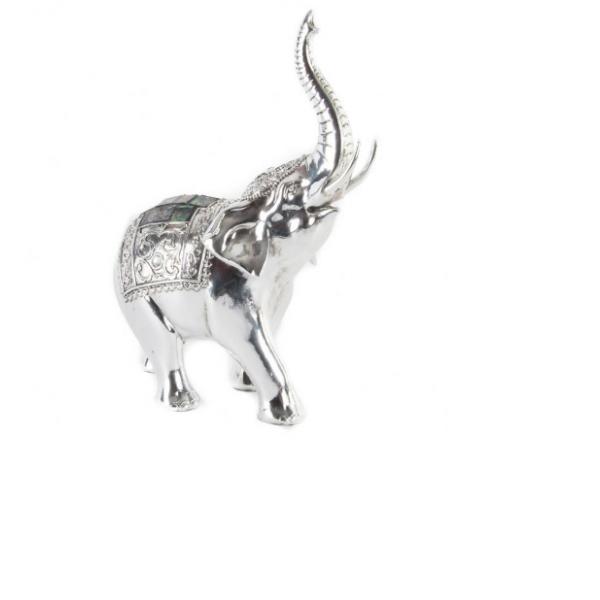 Figura Elefante Resina