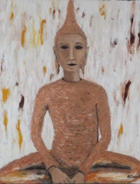 Cuadro Buda Zen