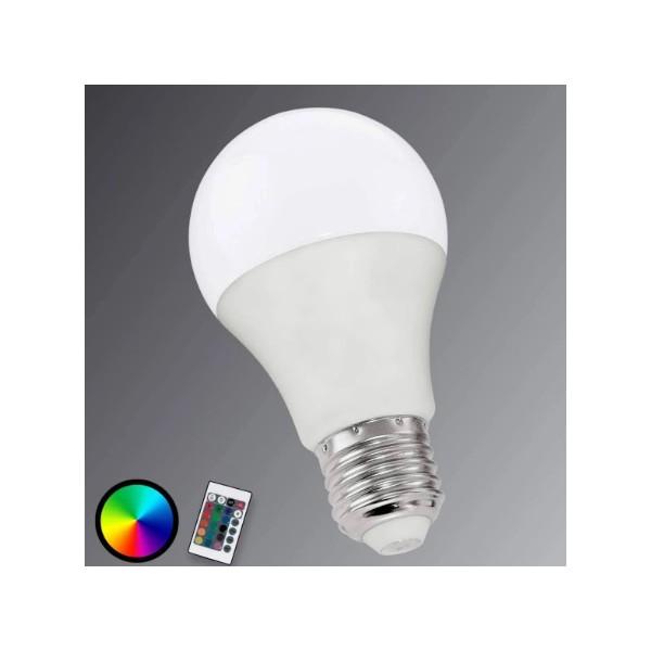 Bombilla RGB regulable